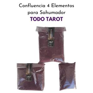 Confluencia 4 elementos (polvo para limpiezas)