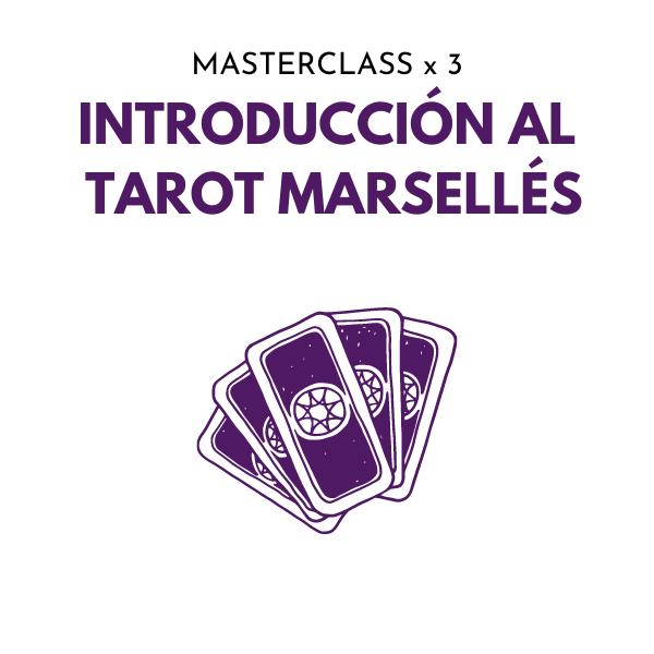 introducción al tarot marsellés